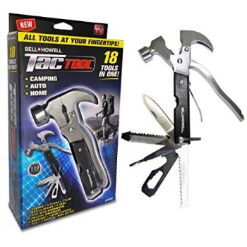 1 Bell Howell Tac 18 Tool in 1 Multi Tool